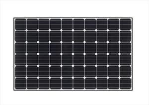 Solarmodul Quelle: LG